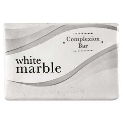 1000 Count White Marble Complexion Bar Soap