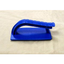 Handheld Pad Holding Scrubber