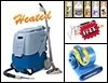 Heated Carpet Cleaning Package