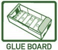 Mouse, rodent, & rat glue board traps