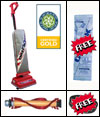 Oreck Upright Vacuum Package