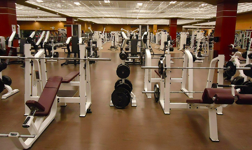 Keep Your Gym Clean and Safe