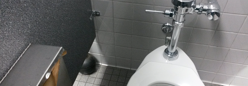 Finding and Fixing Restroom Odors