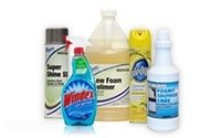 Window and Hard Surface Cleaners