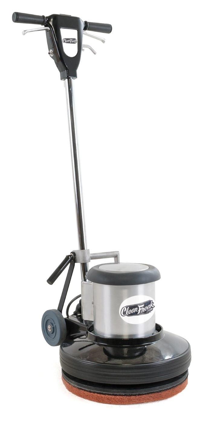 Cleanfreak 17 inch Rotary Floor Buffer