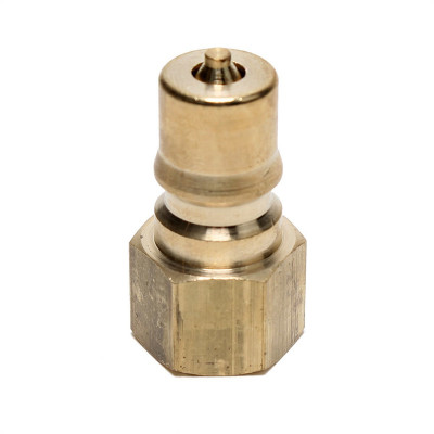 1/4 inch Male Quick Connect Brass Fitting