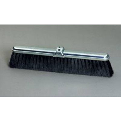 18 inch Sidewalk & Outdoor Push Broom