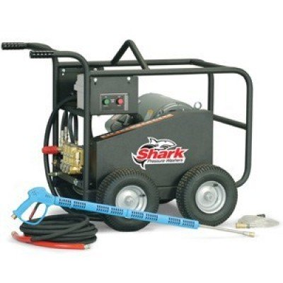 Electric Belt Drive Pump Pressure Washer
