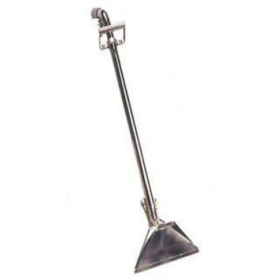 Stainless Steel 2 Jet Carpet Drag Wand