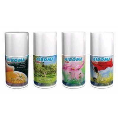 Scented Aerosol Spray Cans Variety Pack