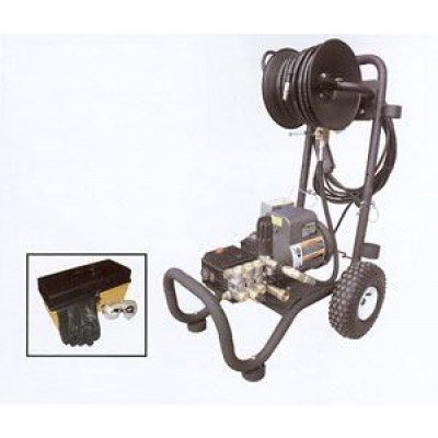 Cam Spray Electric Drain Jetter