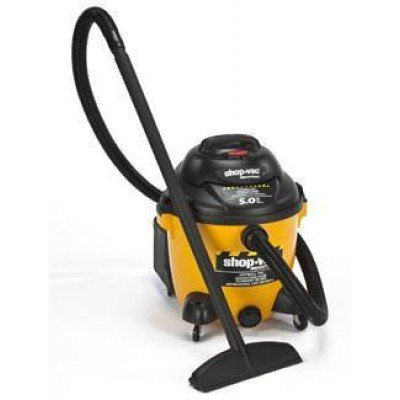Drywall Dust Recovery Vacuum