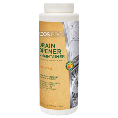 Natural Earth Enzymes™ Kitchen Drain Opener & Maintainer