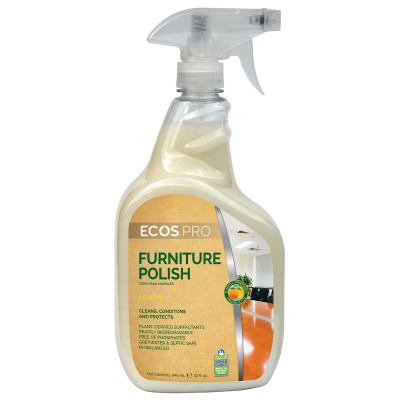 Earth Friendly Products ECOS PRO™ Furniture Polish