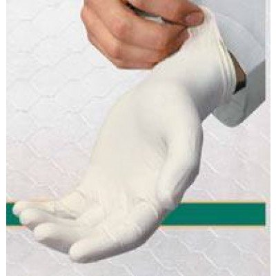 Disposable Latex Powdered Gloves