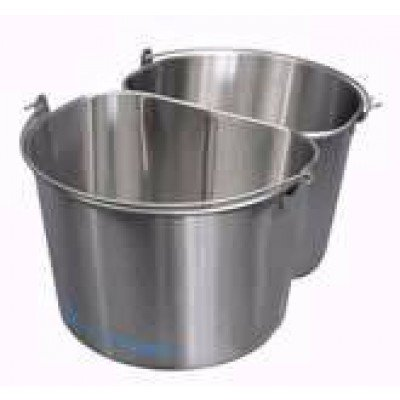 Cleanroom Approved Half-Round Mop Bucket