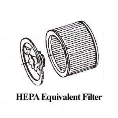 IPC Eagle HEPA Filter for Wet Vacuums