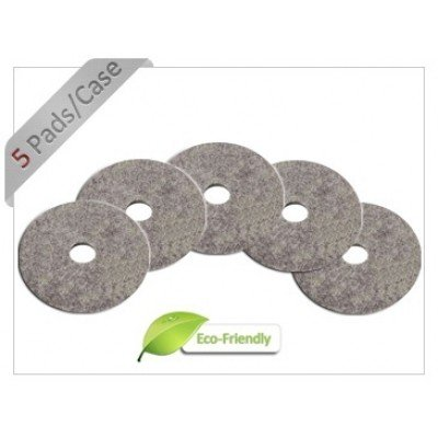 17 inch Animal Hair Burnisher Pads