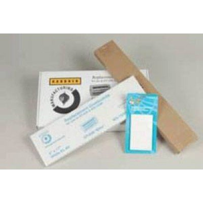 White Insect Trapping Glue Boards
