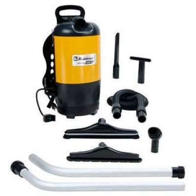 4 Stage Filtration HEPA Backpack Vacuum