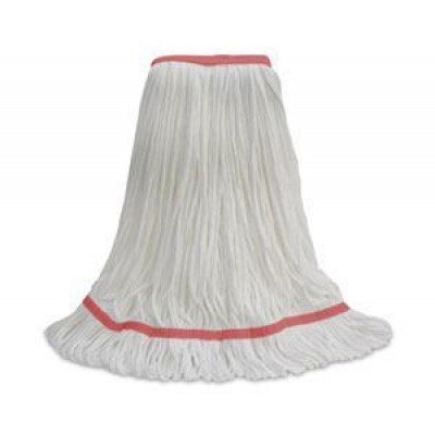 Polyester/Rayon Absorbent Looped-End Mop