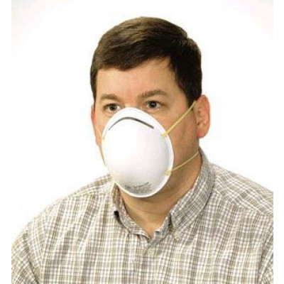 NIOSH Approved Dust Mask