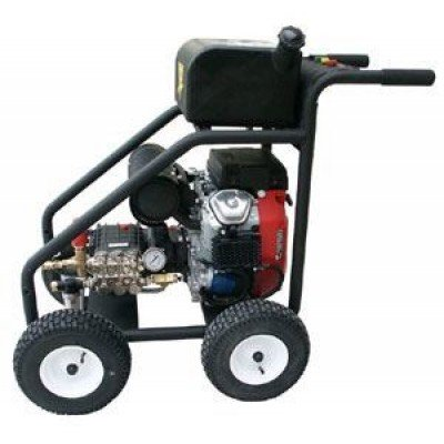 Gas Pressure Washer w/ Protective Cage