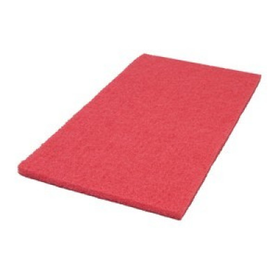 12 x 18 inch Red Buffing Spacer Pad