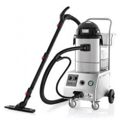Steam Cleaning Extractor w/ Wet Vacuum