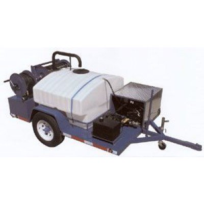 Trailer Mounted Drain Cleaner 20 GPM