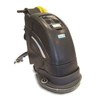 Trusted Clean 'Dura 18' Electric Automatic Floor Scrubber
