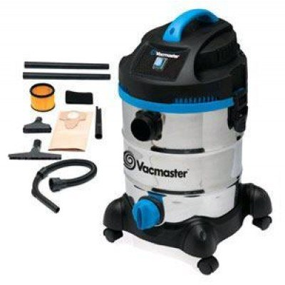 Stainless Steel Wet-Dry Vacuum 6 gallons