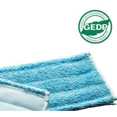 18 inch Microfiber Wet Mopping Pad