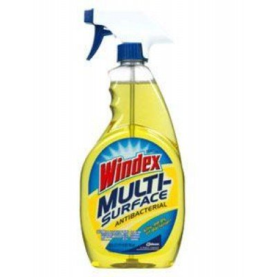 Windex Antibacterial Glass Cleaner