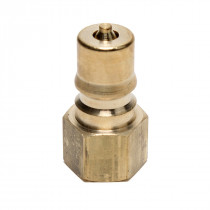 Male Quick Connect Brass Fitting