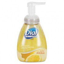 Case of Dial Complete Antimicrobial Foaming Hand Soap for the Kitchen