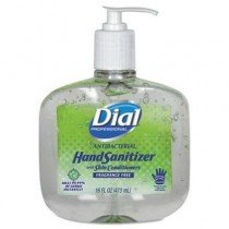 Case of Dial Professional Antibacterial Hand Sanitizer with Moisturizers