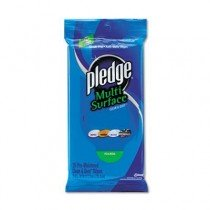 Case of Pledge Multi-Surface Cleaner Wet Wipes