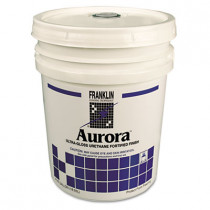 Franklin Cleaning Technology-Aurora Ultra Gloss Fortified Floor Finish-FKLF137026EA
