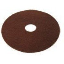 Maroon EcoPrep Pads, 17 inch