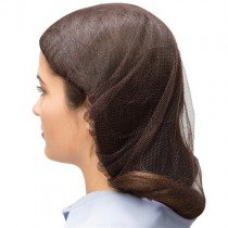 Brown Nylon Hair Net