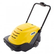 Warehouse Concrete Sweeper