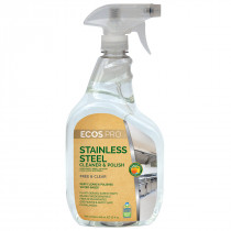 Water Based Stainless Steel Cleaner & Polish