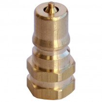 1/8 inch Quick Connect Male Brass Fitting