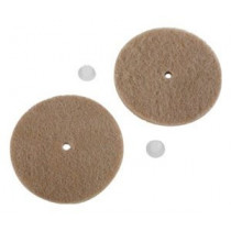 Koblenz P4000 Tan Cleaning Pads