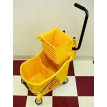 O-Cedar Readi-Clean Sidepress Mop Bucket