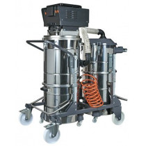 Concrete Grinder Recovery Vacuum