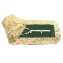 36 inch Twist Natural Push Dust Mop