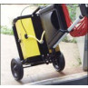 For fast and simple transport, an optional trolley is available.